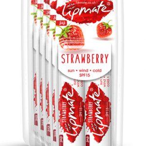 Lipmate Strawberry Lip balm The Wholesaler