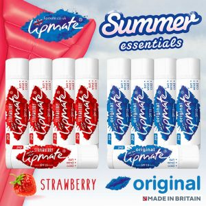 Lip Balm Summer Essentials